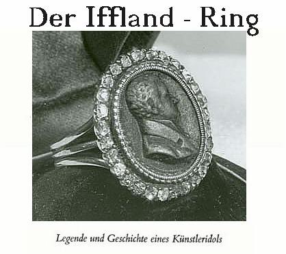 Iffland Ring Träger
